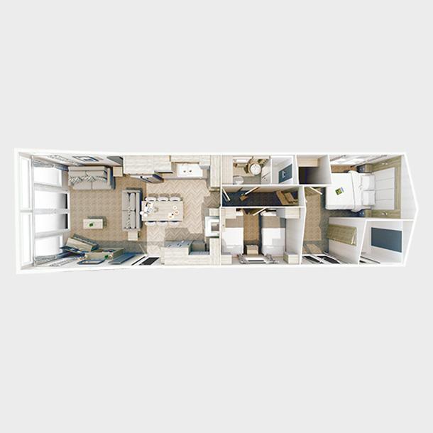 Vogue Classique floorplan